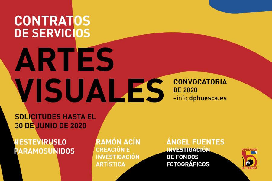 Contratos de creación e investigación artística Ramón Acín