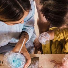 ¿Un lienzo en blanco? Artes, emociones y creatividad en la primera infancia