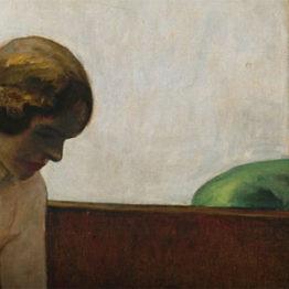Autores de la Colección: Cole / Church / O´Keeffe / Hopper. Museo Thyssen-Bornemisza