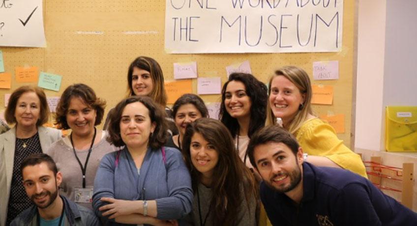 Using art as a classroom resource. Curso para docentes en el Museo Thyssen-Bornemisza