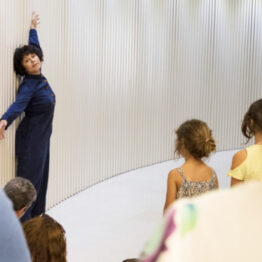 Arte en movimiento. La danza del todo. Museo Carmen Thyssen