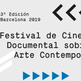 DART. Festival de Cine Documental sobre Arte Contemporáneo 2020