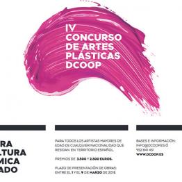 IV Concurso de Artes Plásticas DCOOP 2018