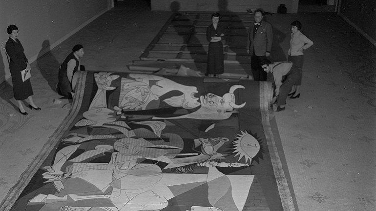 Guernica, a la luz del exilio. Conferencia de José Carlos Mainer en el Museo Reina Sofía
