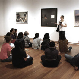 Educación en museos y espacios culturales. Curso online convocado por Formación al Cuadrado