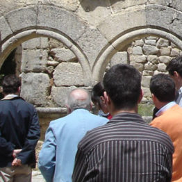 Empleo: Especialista en proyectos europeos, en el Área de Patrimonio Cultural, en la AEGPC