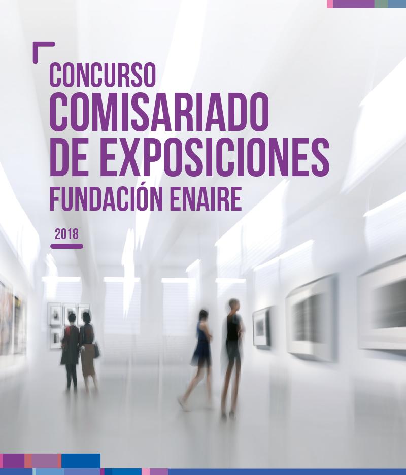 Comisario/a de dos exposiciones en la Fundación ENAIRE. Envío de solicitudes hasta el 1 de junio de 2018