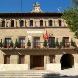 Técnico en Cultura en el Ayuntamiento de Fuentes de Ebro (Zaragoza)