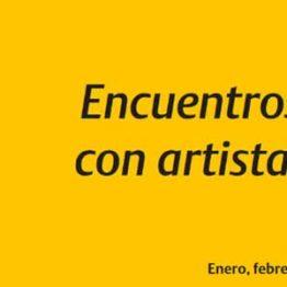 Encuentros con artistas. Fundación de Amigos del Museo Reina Sofía