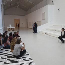 Convocatoria Equipo 2018 en el Museo Reina Sofía