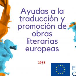 Ayudas a la traducción de obras literarias europeas de ficción (Europa Creativa –Cultura)