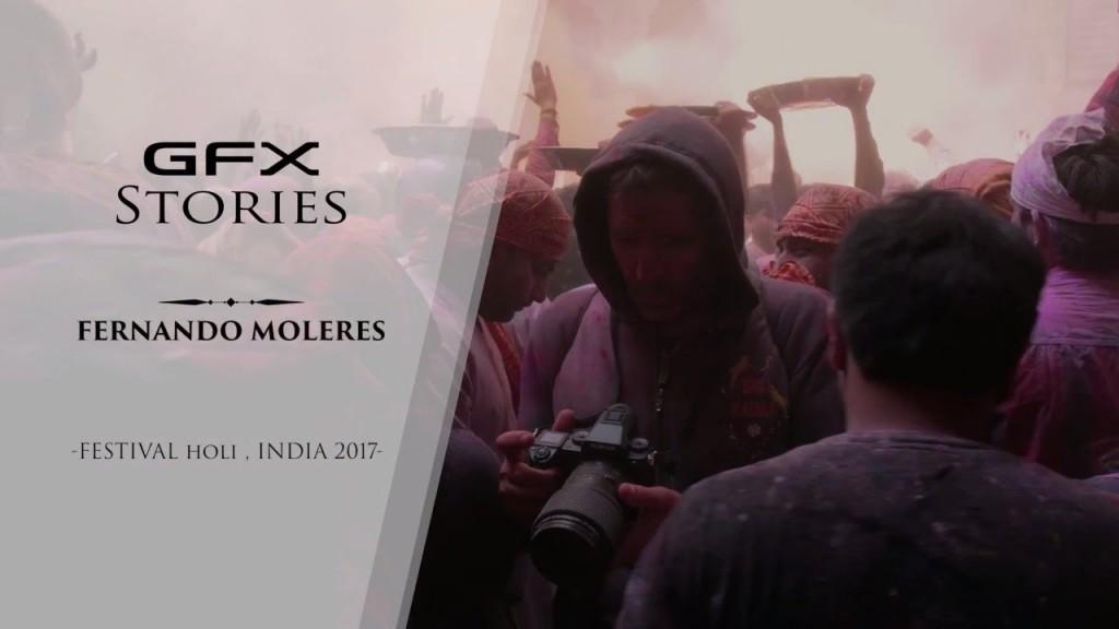 Workshop Experience. Taller de fotografía documental con Fernando Moleres