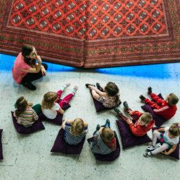 Título propio en educación en museos y espacios culturales. Formación al Cuadrado