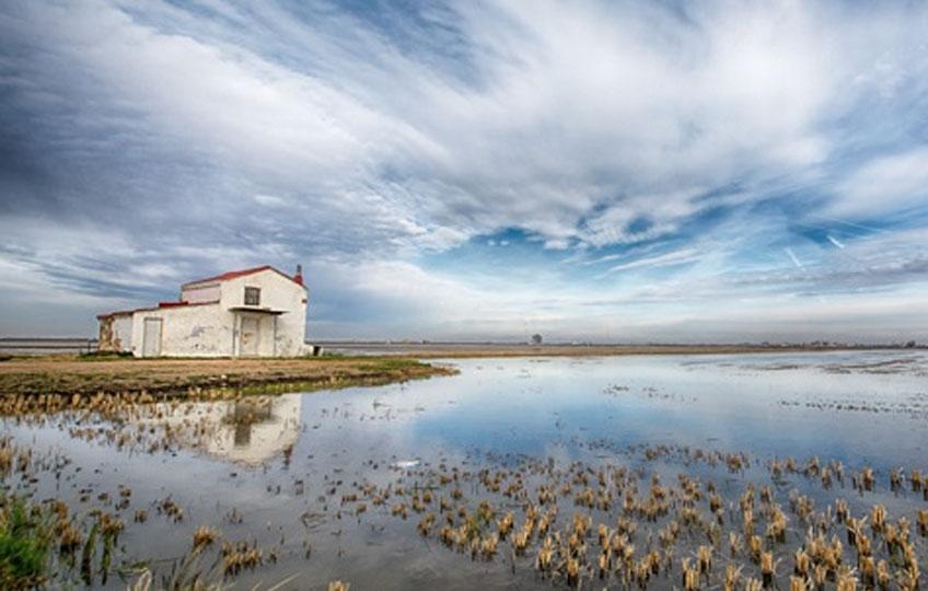 V Concurso de fotografía de paisaje valenciano. Universidad de Valencia
