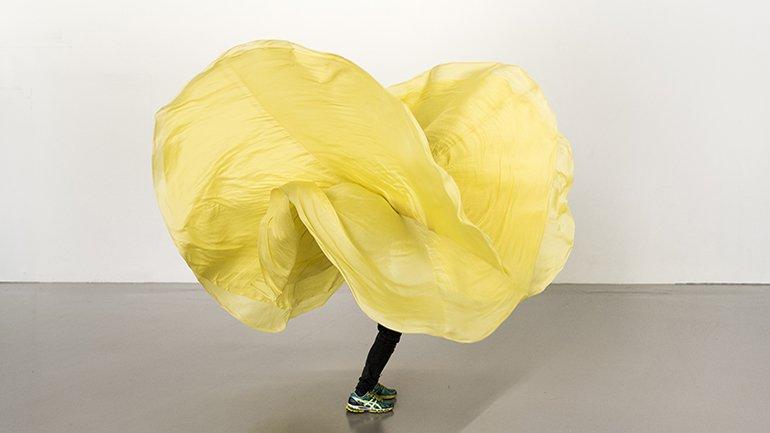 Loie Fuller: Research, de Ola Maciejewska. Danza en el Museo Reina Sofía, el próximo 26 de mayo