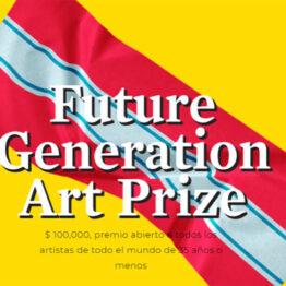 Future Generation Art Prize 2020