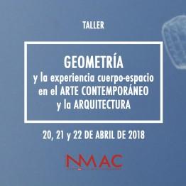 La geometría y la experiencia cuerpo-espacio en el arte contemporáneo y la arquitectura. Taller en la Fundación Montenmedio. NMAC, desde el 20 de abril