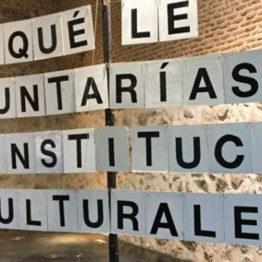 Hacer/pensar. La gestión cultural como práctica de pensamiento. Seminario en el Museo Reina Sofía