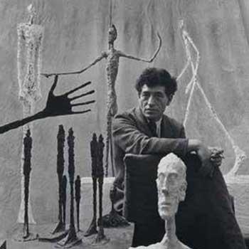 Conferencia en torno a Alberto Giacometti. En el Museo guggenheim, el 17 de octubre de 2018