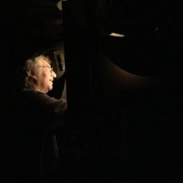 Performance y charla con el artista Ken Jacobs en el Museo Guggenheim Bilbao