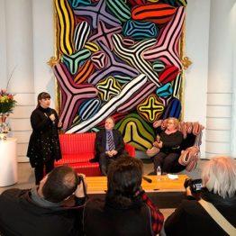 Mesa redonda en el Museo Guggemnheim en torno a la obra de la creadora portuguesa Joana Vasconcelos