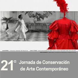 21ª Jornada de Conservación de Arte Contemporáneo en el Museo Reina Sofía