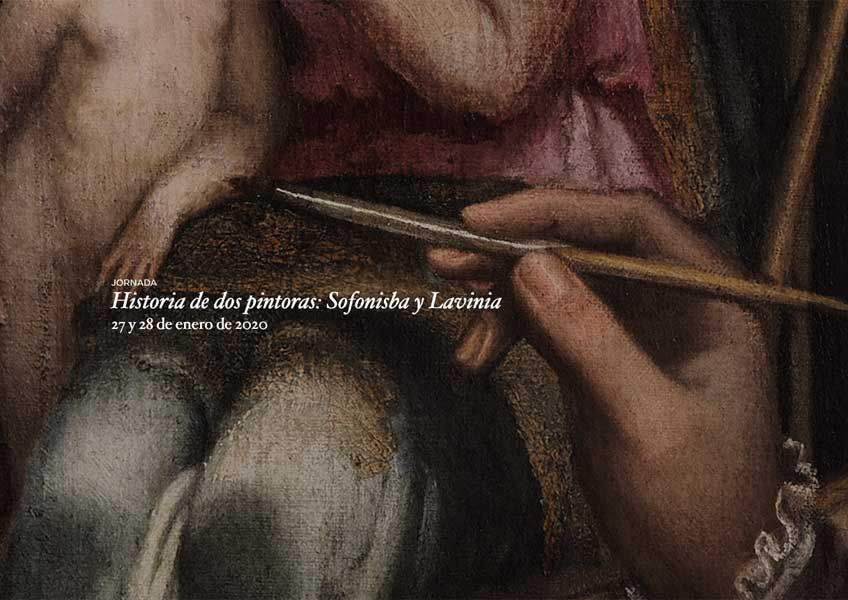 Historia de dos pintoras: Sofonisba y Lavinia. Museo del Prado
