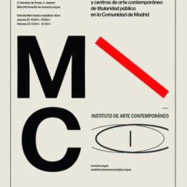 MADRID CONTEMPORÁNEA: Primeras jornadas sobre los museos y centros de arte contemporáneo en la Comunidad de Madrid