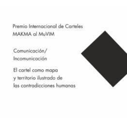 Premio Internacional de Carteles MAKMA al MUVIM