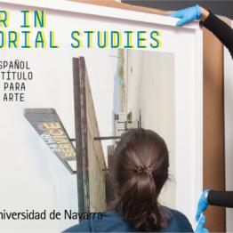 Máster en Estudios de Comisariado. Universidad de Navarra