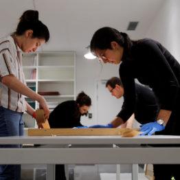 Máster en Estudios de Comisariado/ Curatorial Studies del Museo Universidad de Navarra 2020-2021