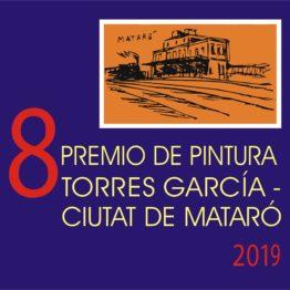 VIII Premio Bienal de Pintura Torres García-Ciutat de Mataró 2019
