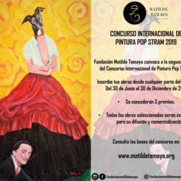 II Concurso Internacional de Pintura Pop Stram 2019