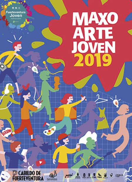 Maxo Arte Joven 2019. Cabildo de Fuerteventura