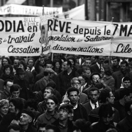 La imagen sublevada. Cine anónimo y colectivo en Mayo del 68. Ciclo de proyecciones en el Museo Reina Sofía, desde el 3 de mayo
