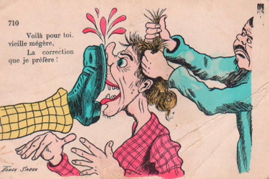 """Documentos 16. """"¡Es broma, mujer!"""", ¿es broma? Misoginia y violencia simbólica en el humor gráfico. Museo Reina Sofía"""