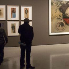 Mirar (el arte) para ver mejor. Volver al museo después de la pandemia. Ciclo de conferencias en el MNAC
