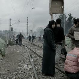 Sin refugio. Imágenes del exilio contemporáneo Ciclo de audiovisuales en el Museo Reina Sofía