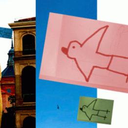 Arquitecnidos habita-pájaros. Taller en el Museo Reina Sofía