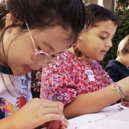 Ven al Museo. Talleres de verano para niños y jóvenes en el Museo Picasso de Málaga