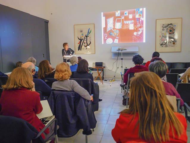 Lecciones de arte moderno: Mujeres y artistas. Curso monográfico organizado por la Real Asociación de Amigos del Museo Reina Sofía