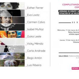 Mujeres fotógrafas - Completando una historia contada a medias. Jornadas en Tabacalera. Promoción del Arte