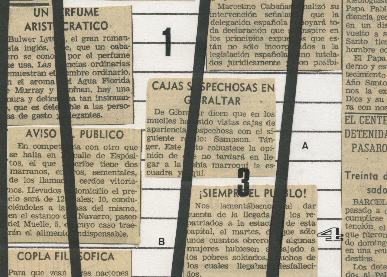 Antología salvaje. Jornadas sobre José-Miguel Ullán en el MUSAC