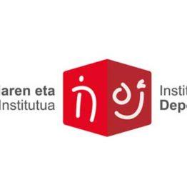 Certamen de proyectos y residencias artísticas 2019. Instituto Navarro de Deporte y Juventud
