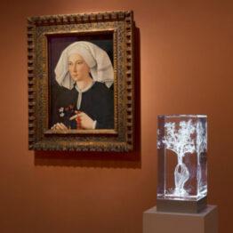 Charla-coloquio entre Marina Núñez y Rocío de la Villa. Museo Thyssen