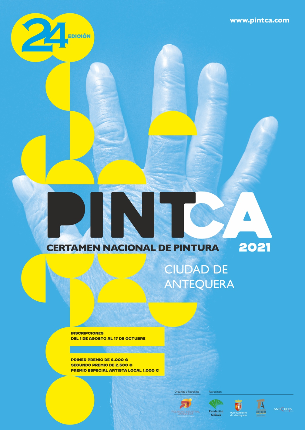 XXIV Certamen Nacional de Pintura Ciudad de Antequera 2021