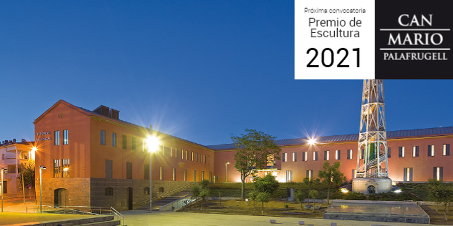 Premio de escultura 2021. Fundació Vila Casas