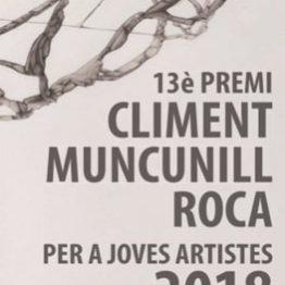 13º Premio para jóvenes artistas Climent Muncunill Roca