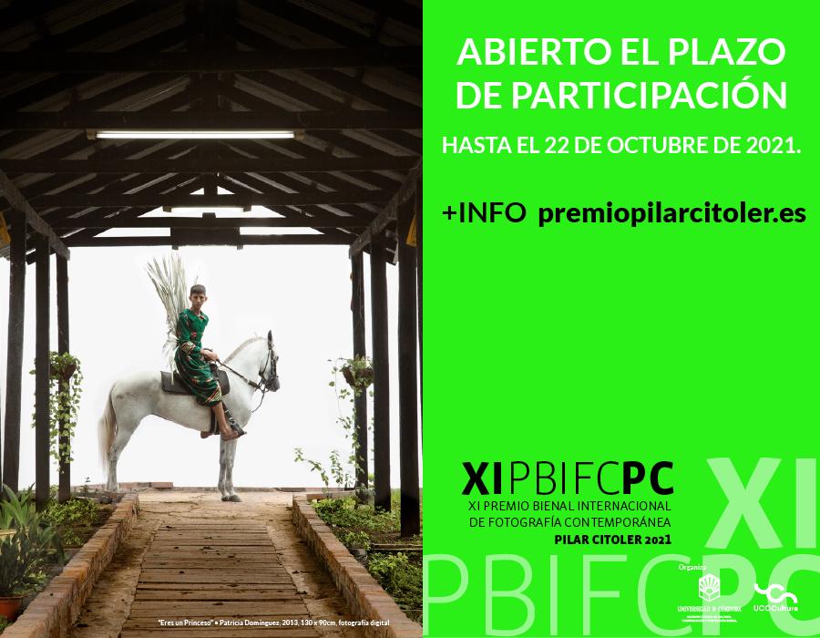Premio Bienal Internacional de Fotografía Contemporánea Pilar Citoler