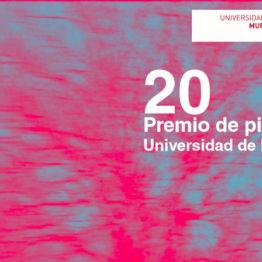 XX Premio de Pintura Universidad de Murcia
